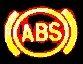נורת אזהרה ABS